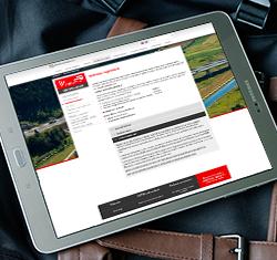 HAC web portal