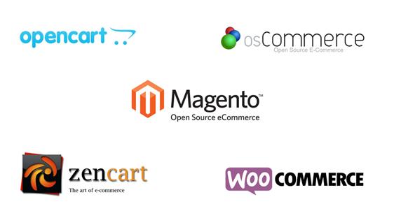 Besplatni web shopovi