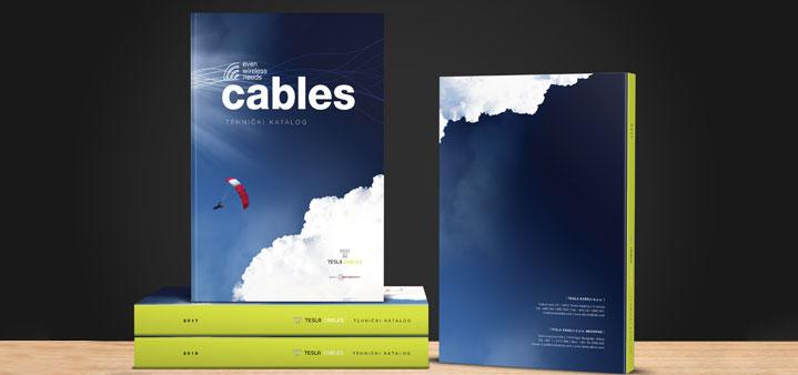 Tesla cables katalog